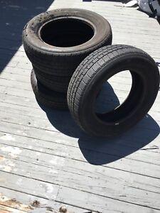 Tires P205/65/R15