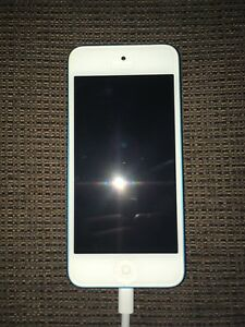 Ipod Touch 5th Generation - 16gb - Blue Edition