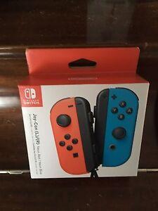 Nintendo swtich joy cons