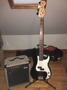 Complete Bass Package BEST OFFER NEED GONE