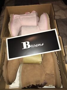 Uggs boots 100$ each