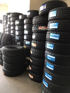CHEAP BRAND NEW & 2HAND TYRES