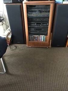 Technics Surround Sound Stereo System