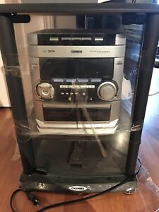 Philips 3CD+2Tape Audio Player