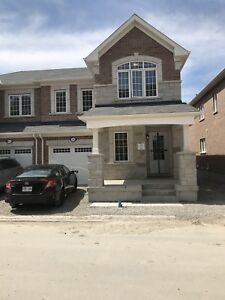 4 bed 3 bath end unit townhome / townhouse for rent in Milton