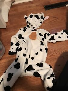 Cow costume 18-24 months