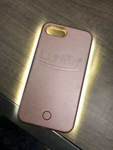 Lumee IPhone 7 Plus case