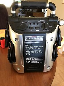 Battery Booster Pack 1400A, NEW