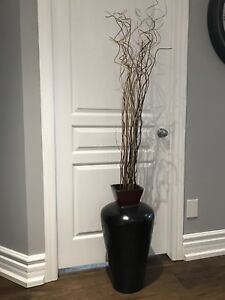 Floor Vase | Buy or Sell Indoor Home Items in Ontario | Kijiji ... on floor baskets, floor markers, floor sofas, floor cabinets, floor sculptures, floor glass, floor storage, floor planters, floor furniture, floor flowers, floor prints, floor tiles, floor puzzles, floor stencils, floor lamps, floor frames, floor games, floor pillows, floor shelves, floor candelabras,