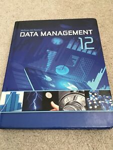 Grade 12 Data Management Textbook