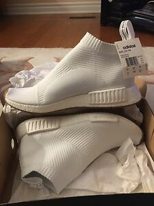 Brand new Adidas city sock nmd CS1 PK size 10