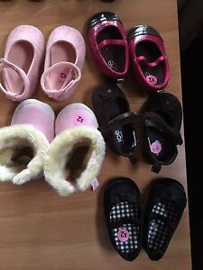 Toddler shoes sizes 3 4 5 6