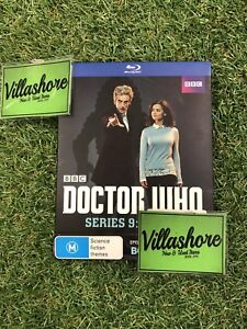 Doctor Who series 9 Part 2 Blu-Ray -JC144503