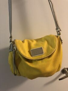 Marc Jacobs Yellow purse