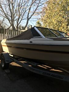 1986 Thunder Craft Bowrider