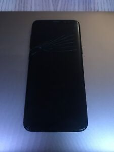 Samsung Galaxy S8 Cracked screen Unlocked