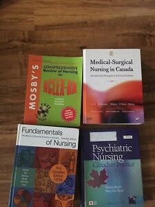 Free nursing text books