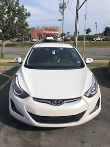 2015 Hyundai Elantra(4 years warranty, 3 pair of new tires)