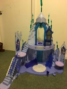 Frozen Princess Castle