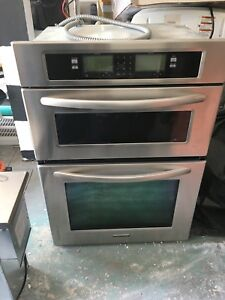 Kitchen Aid built in Stove/Microwave and warming drawer