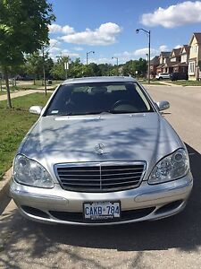 2004 Mercedes-Benz  S430 4 MATIC & NAVIGATION