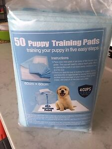 50 puppy Training Pads Melbourne CBD Melbourne City Preview
