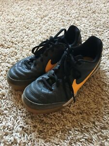 Child's Indoor Soccer Shoes For Sale - Size 2