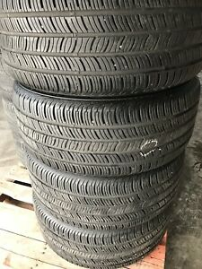 Continental Contipro Contact 245/40/18 —- 10/32nds