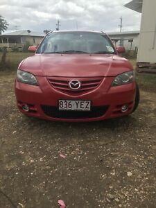 04 Mazda 3 sport