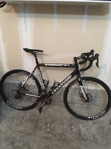 2016 Cannondale Cyclocross Road Bike 56 Brand New