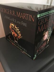 Game of Thrones - 5 book box set