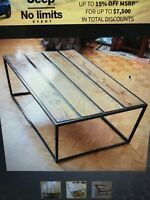 Looking for coffee table frame