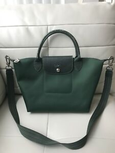 Authentic Longchamp Neo Le Pliage Crossbody Purse Handbag