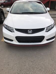 Honda Civic 2013 LX COUPE