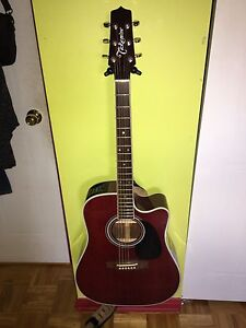 Japanese Takamine EF325SRC  from the 90's