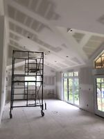 Professional Drywall Taping