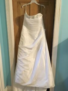 Brand new never worn size 20W Wedding Dress