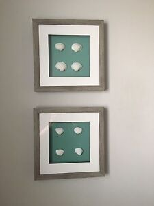 MOVING- Two Cottage Theme Frames