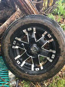 RTX Trailer Tire