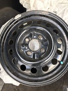 "15"" steel wheels / rims (4 bolt)"