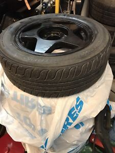 Quick sell!!! 4 mags rims with tires