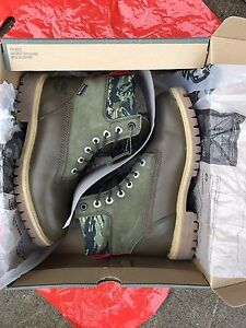 Black Scale X Timberland Boot 6""