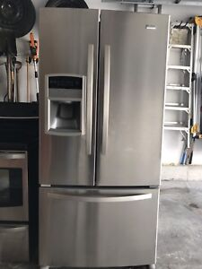 Kenmore Elite SS French Door Fridge