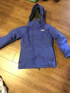 Kid's North Face winter coat, size 7/8