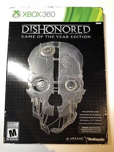 Dishonored -  Game of The Year Edition  - Xbox 360 Game