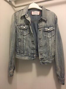 Sunday Best denim jacket XS
