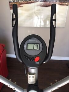 Cardio Style Elliptical and Ab Twister for sale