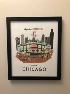 Chicago and Las Vegas Prints in Frame!