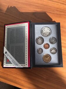 1994 Canada Coin Proof Set - Double Dollar
