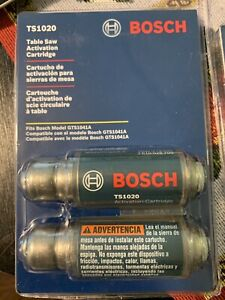 Bosch table Saw Activation Cartridge
